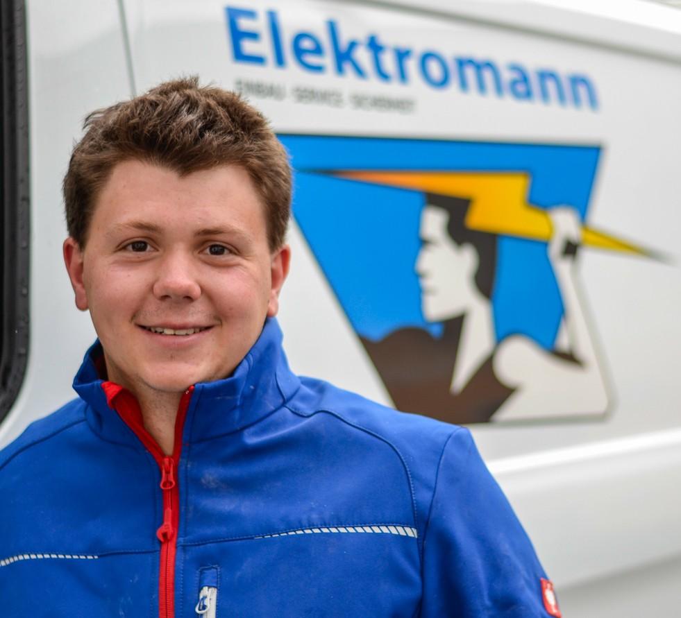 Marcel Perhab, Elektrotechniker