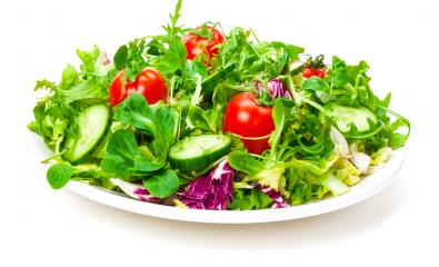 Steiner´s Salatverfeinerung