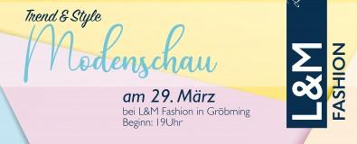L&M Modenschau