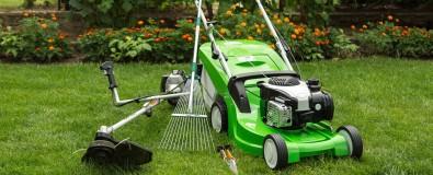 Die Rasenmähersaison beginnt
