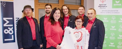 L&M stattet Special Olympics aus